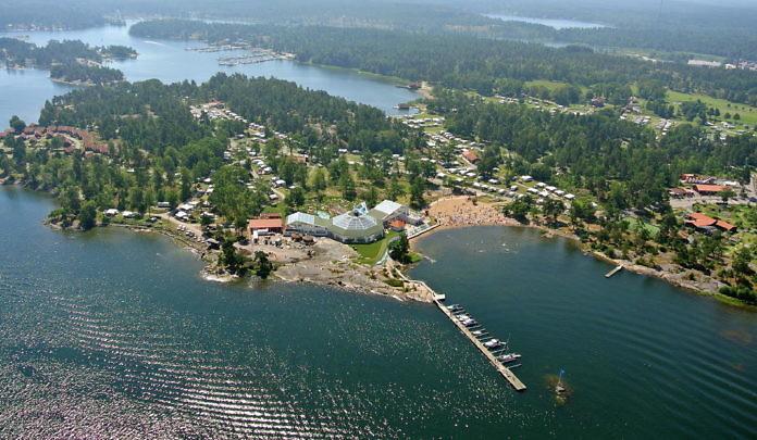 Västervik Resort (Luftbild: Västervik Resort)