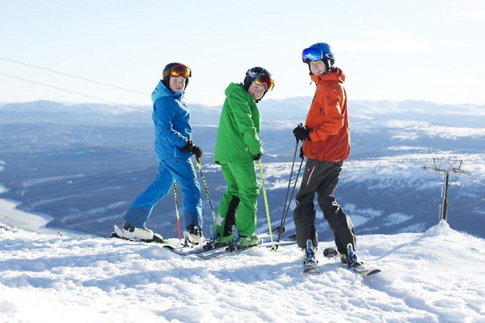 Åre wurde wiederholt zum besten Skigebiet Schwedens gewählt