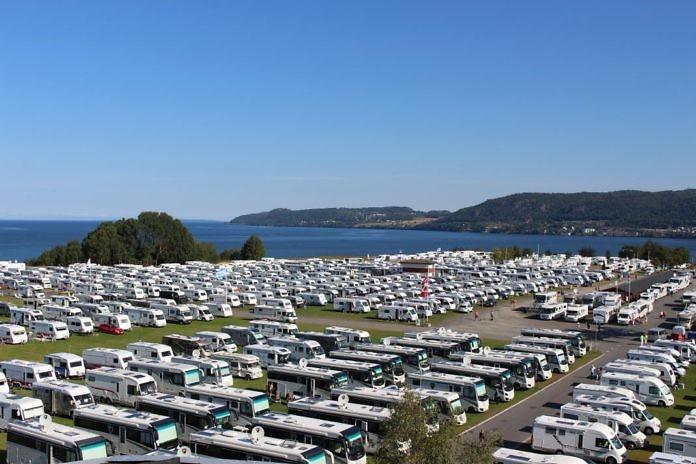 Campingmesse Elmia Husvagn Husbil in Jönköping Anfang September