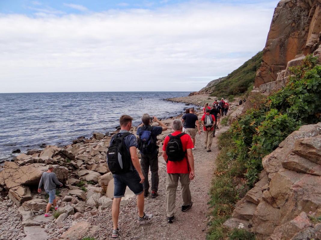 Skåneleden: einzigartiger Wanderweg in Südschweden