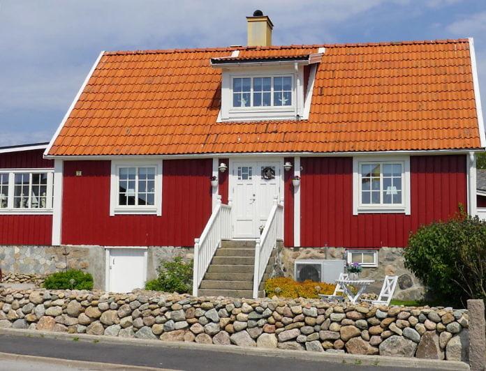 Listerlandet, sie Halbinsel südöstlich von Sölvesborg