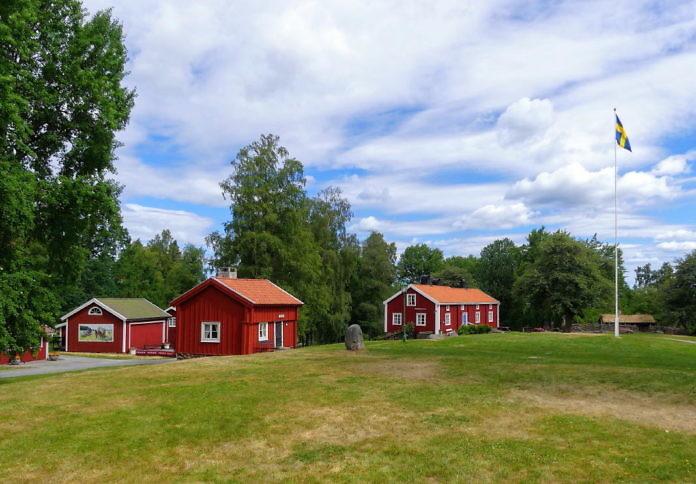 Nässjö und das småländische Hochland