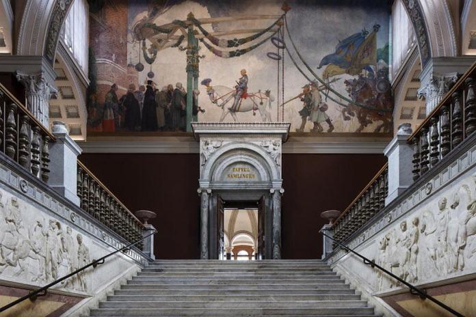 Stockholms Nationalmuseum: Wiedereröffnung am 13. Oktober