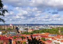 Herbst in Göteborg
