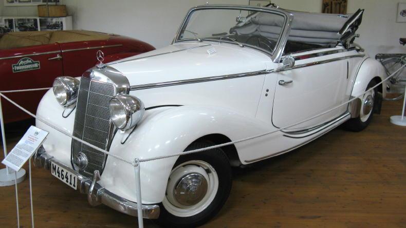 Arvika Fordonsmuseum Fahrzeugmuseum