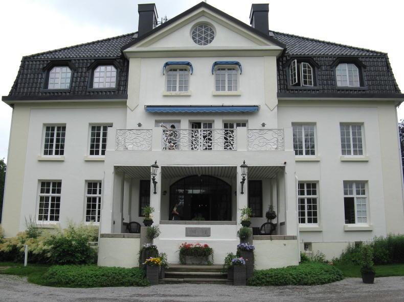 Baldersnäs Herrgård, Hotel und Ausflugsziel