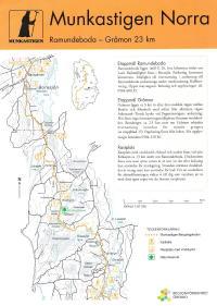 Bergslagsleden Infoblatt