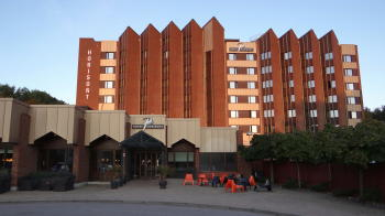Hotel Horisont, Helsingborg