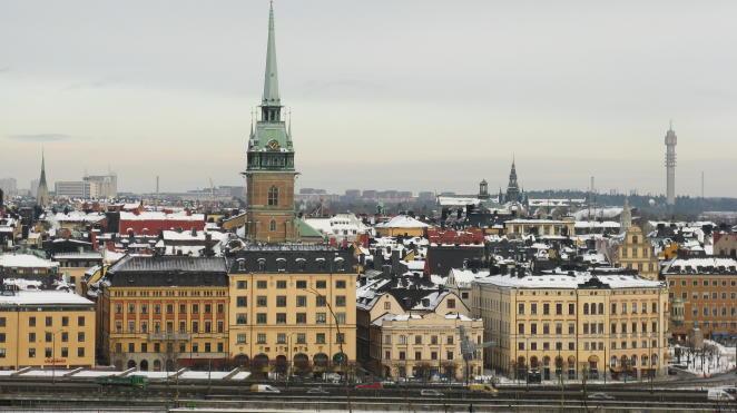 Monteliusvägen Stockholm