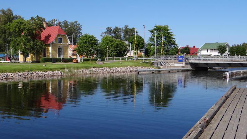 Karlsborg am Göta Kanal