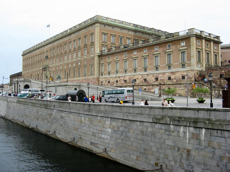 Königliches Schloss, Stockholm