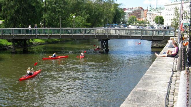 Seekajak Göteborg