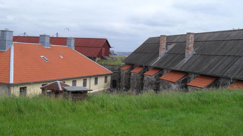 Neue Festung Älvsborg, Göteborg