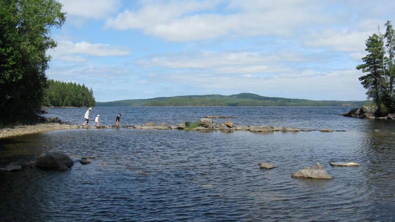 Glaskogens Naturreservat, Värmland