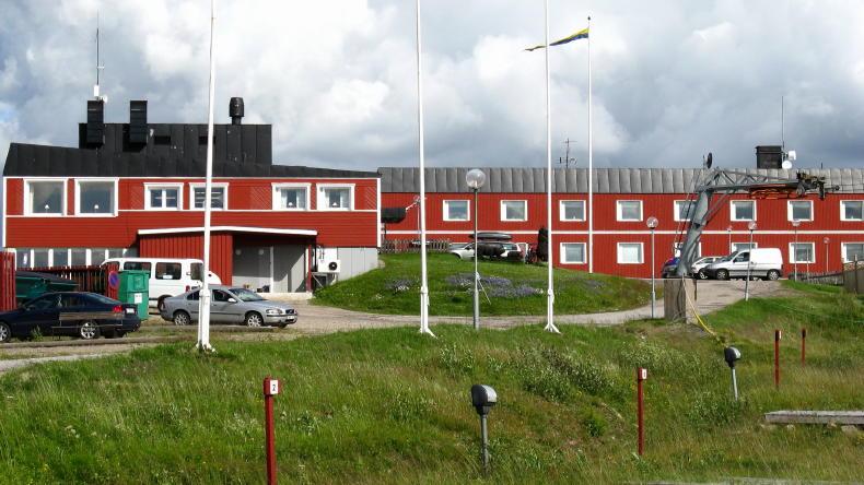 Långbergets Sporthotell in Sysslebäck, Nordvärmland