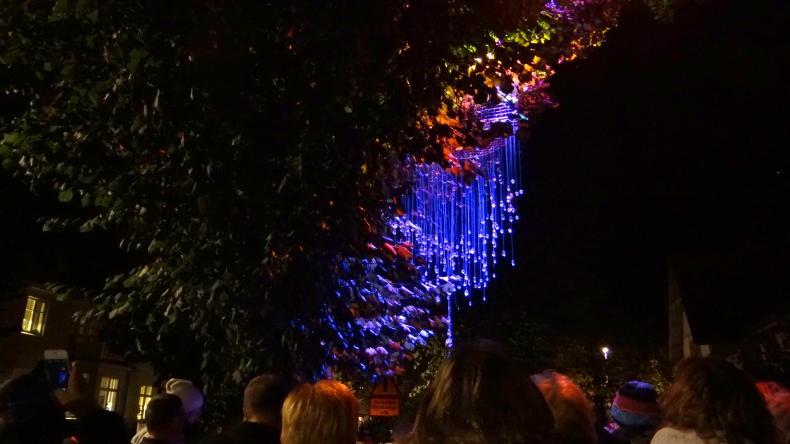 Lights in Alingsås