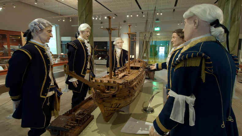 Marinemuseum Karlskrona