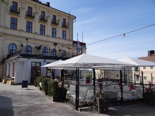 Mosebacke torg und Terrasse