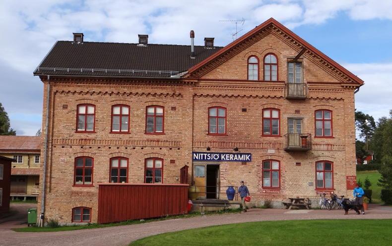 Nittsjö Keramik in Rättvik