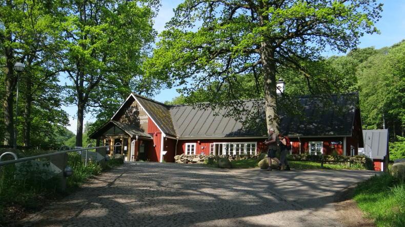 Söderåsen in Skåne, mit Nationalpark