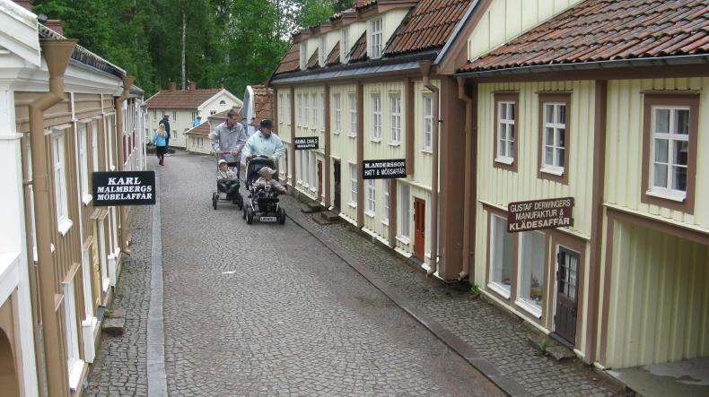 Die Kleine Stadt