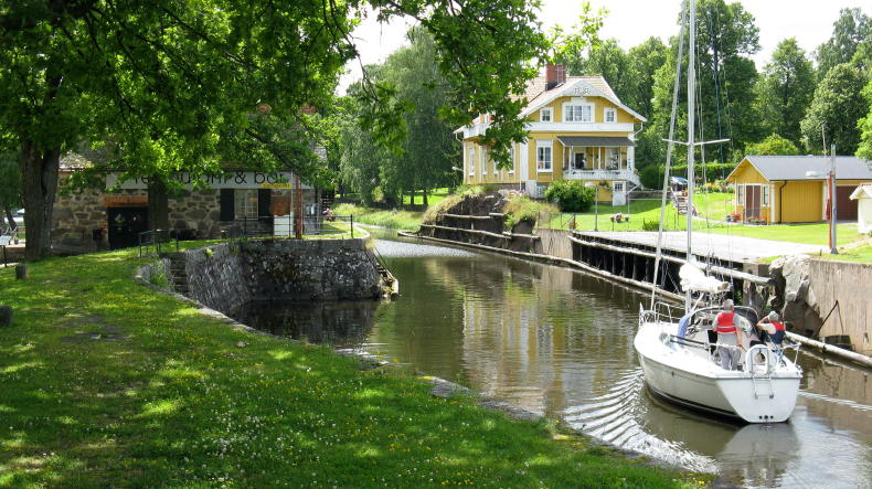 Säffle und Säffle-Kanal