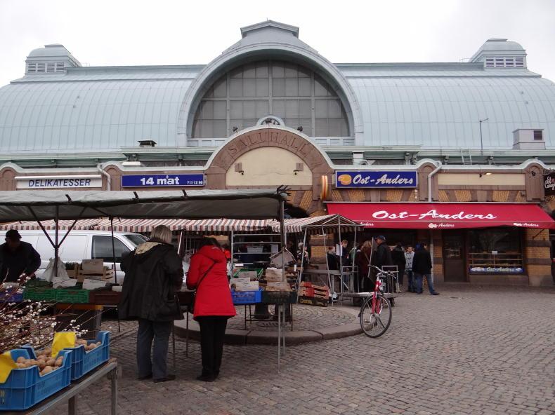 Saluhallen in Göteborg