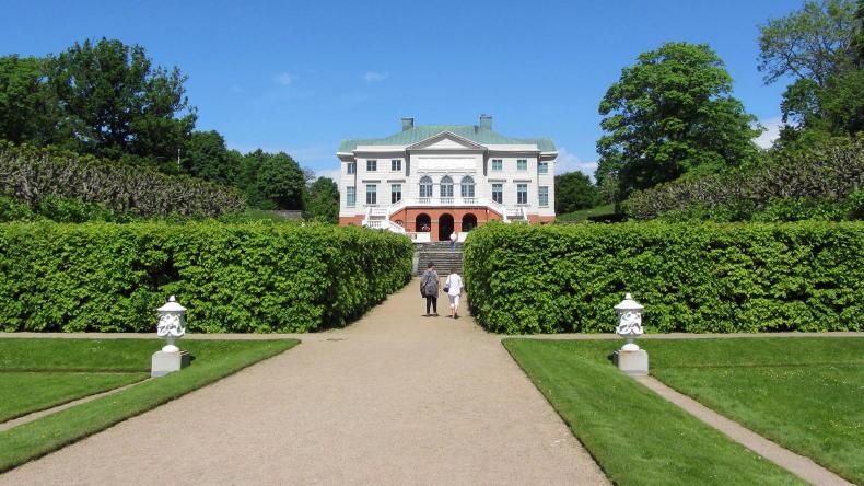 Schloss Gunnebo in Mölndal