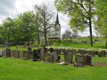 Kirche in Lindome