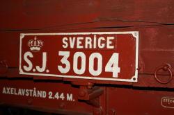 Schwedisches Eisenbahnmuseum