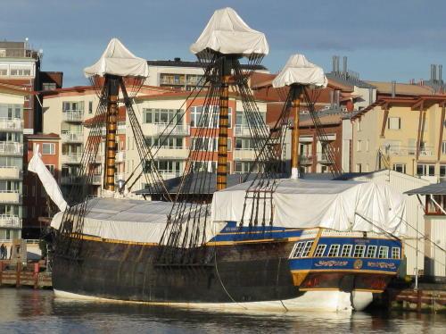Segelschiff Götheborg