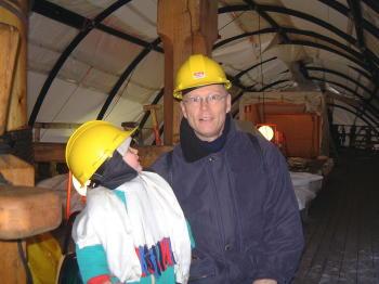 Terra Nova, die Werft der Götheborg