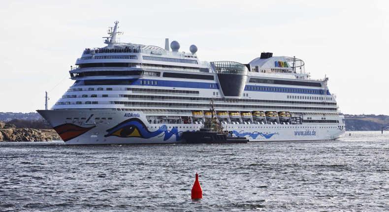 Eine Kreuzfahrt nach Göteborg