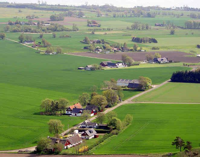 Landschaft Söderslätt