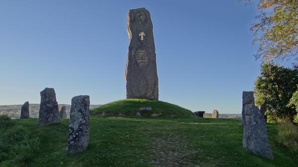 Das Wasa-Denkmal in Rättvik