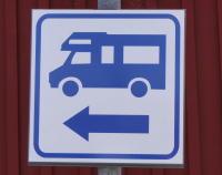 Wohnmobil-Stellplätze Schweden