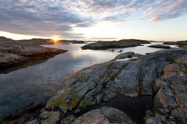 Seekajak Bohuslän
