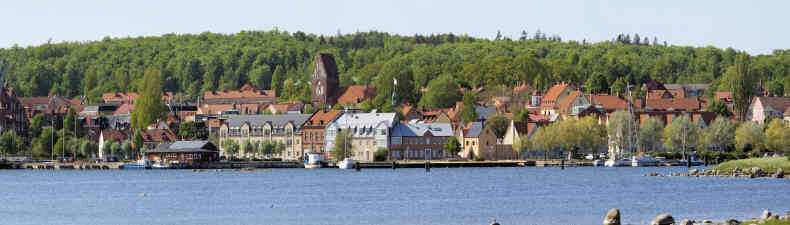 Sölvesborg in Blekinge