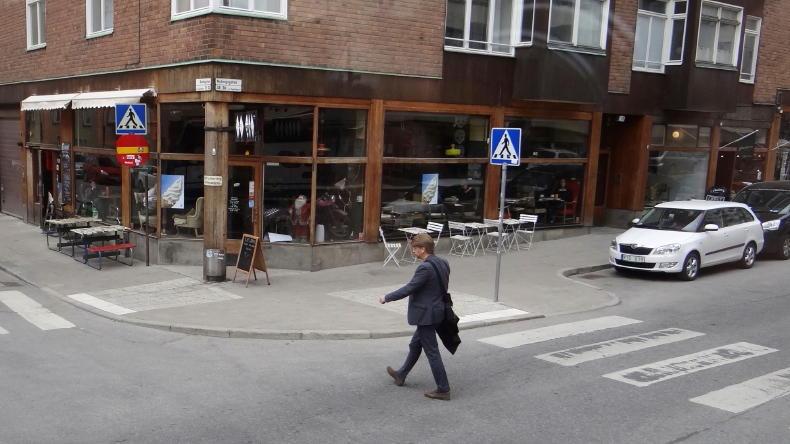 SoFo in Stockholm