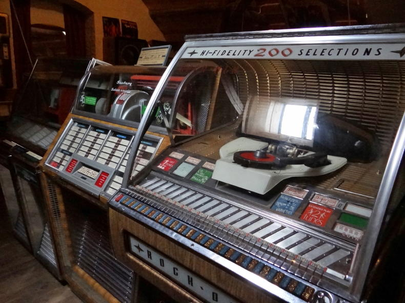 Jukebox-Museum Sparreholm