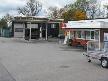 Schwedisches Tankstellensterben