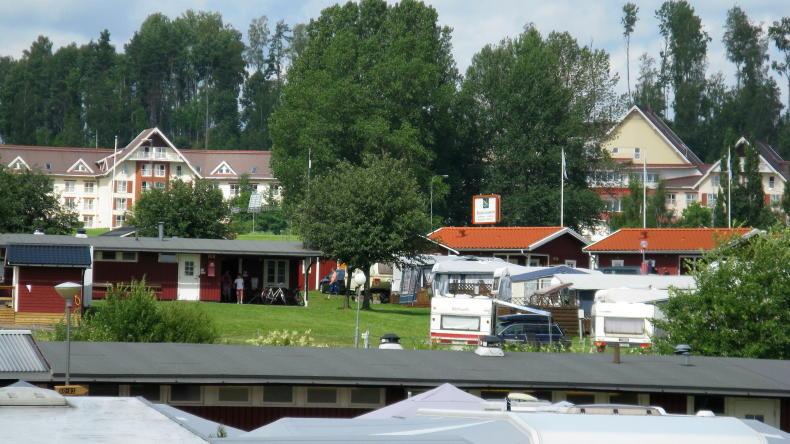Kolsnäs Camping, Sunne
