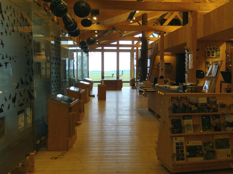 Naturum im Store Mosse Nationalpark