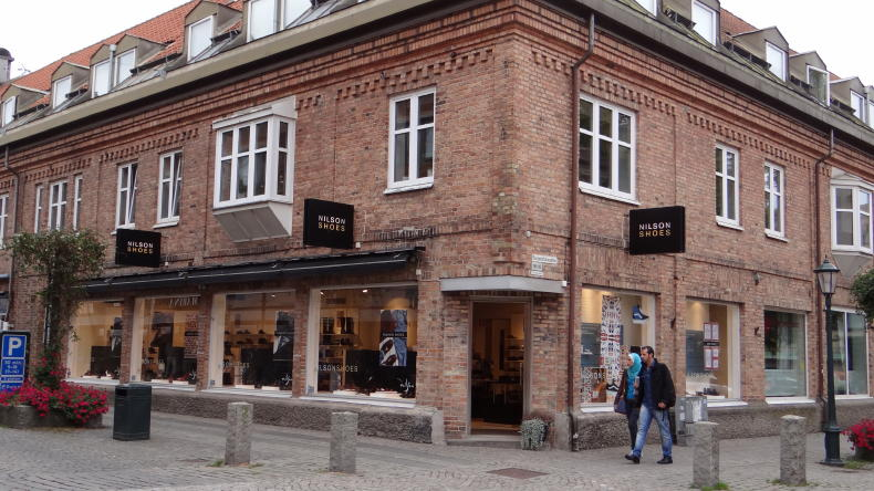 Nilson Shoes in Varberg