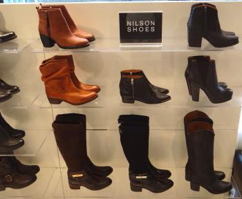 Schuhe aus Varberg