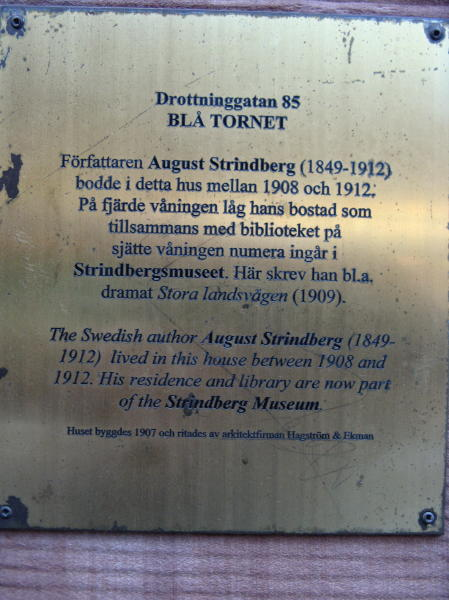 Strindbergmuseum