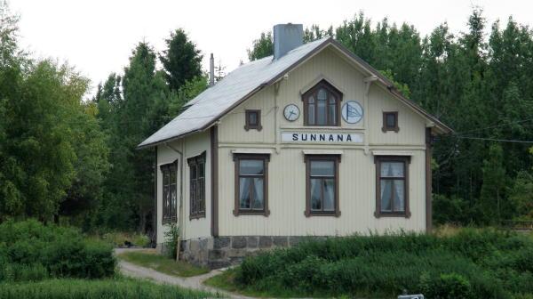 Sunnanå, Dalsland