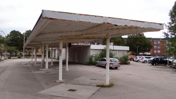 Tankstellensterben in Schweden