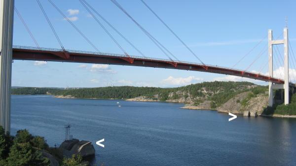 Tjörn-Brücke