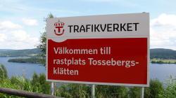 Tossebergsklätten